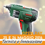 Bosch - Linea Verde - Open day sai electric maranello viadana