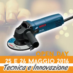 Bosch - Linea Blu - Open day sai electric maranello viadana