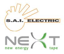 Next - Tape giornata a banco Sai electric
