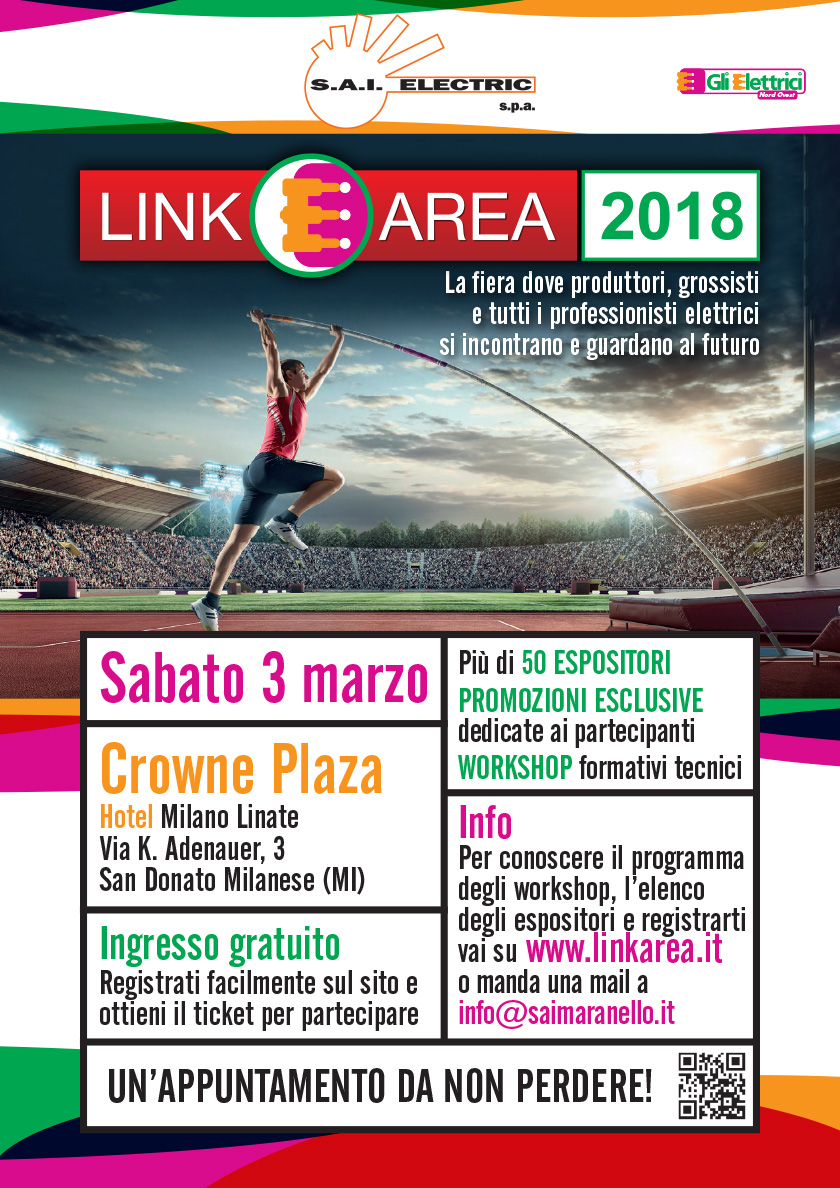 LINK AREA 2018